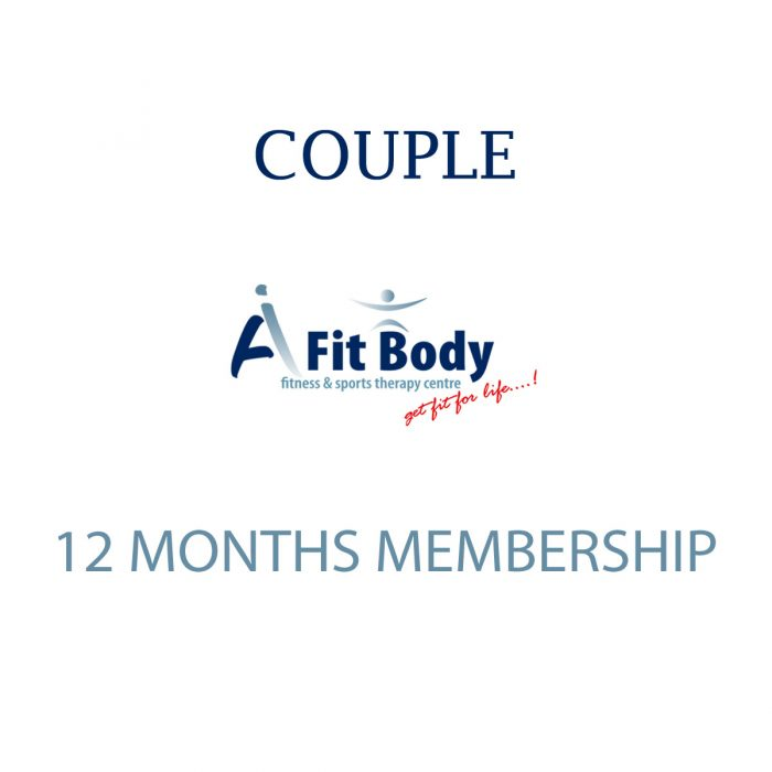 Couple - 12 Months Membership