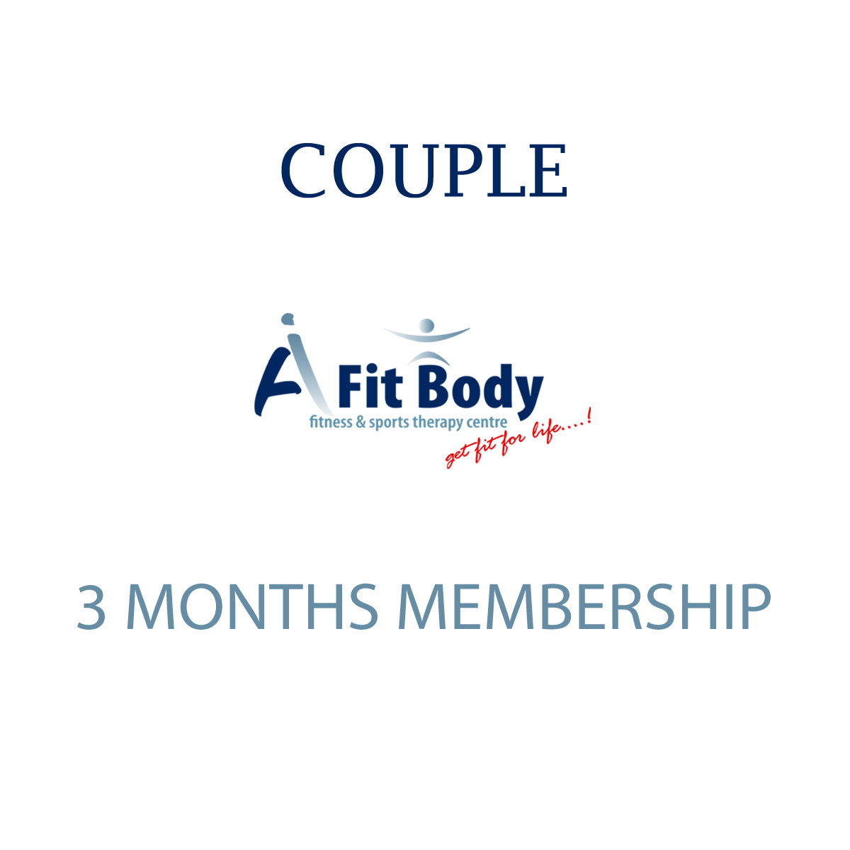 Couple - 3 Months Membership