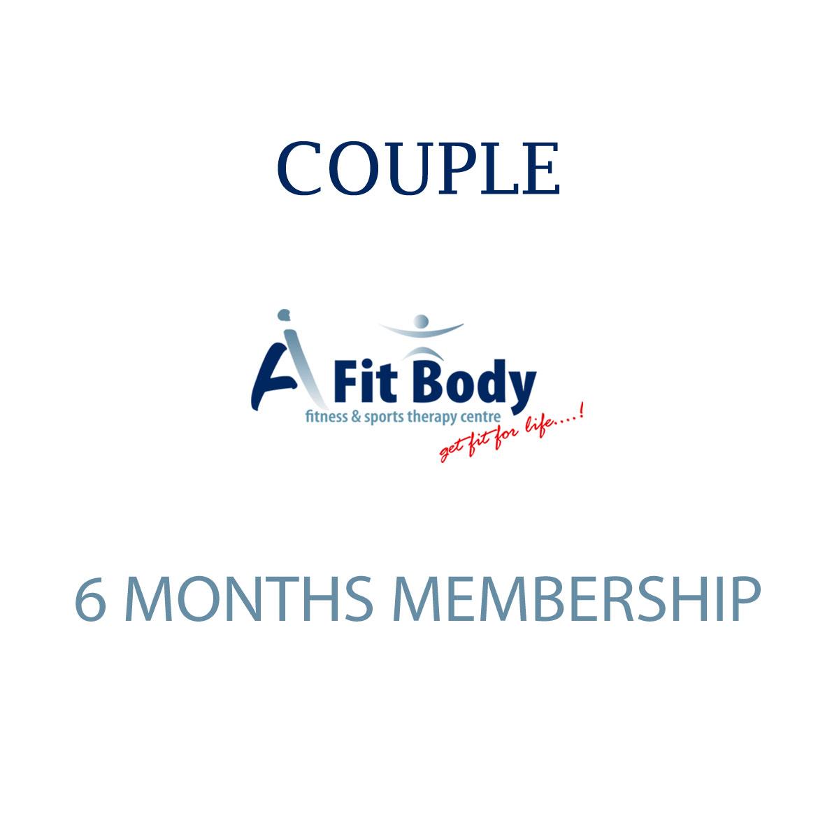 Couple - 6 Months Membership