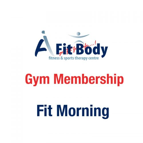 Fit Morning